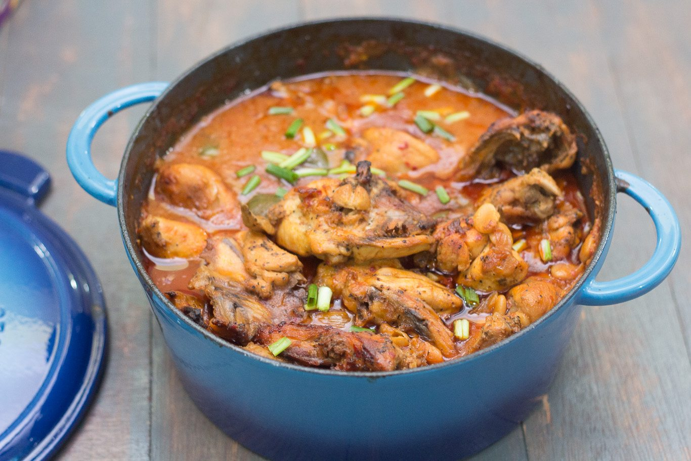 One Pot Chicken Casserole