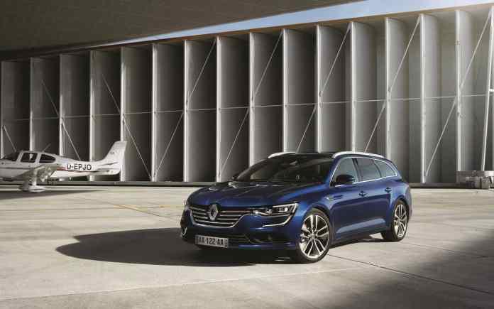 Precios Renault Talisman Sport Tourer 2021 Descubre Las Ofertas Del Renault Talisman Sport Tourer Que Coche Me Compro