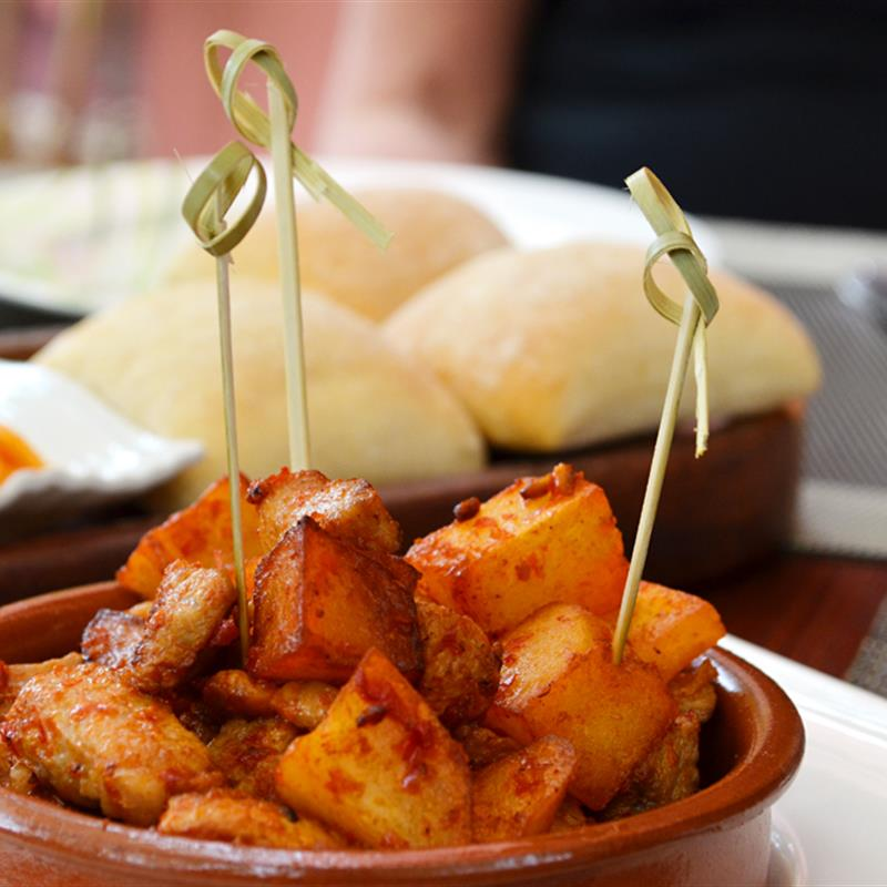 What Tapas Style Dining