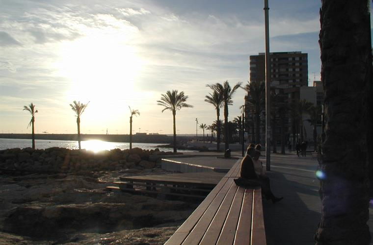 Holiday Apartment For Rent In Torrevieja Los Altos