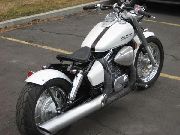 Bobber Shadow Honda Aero