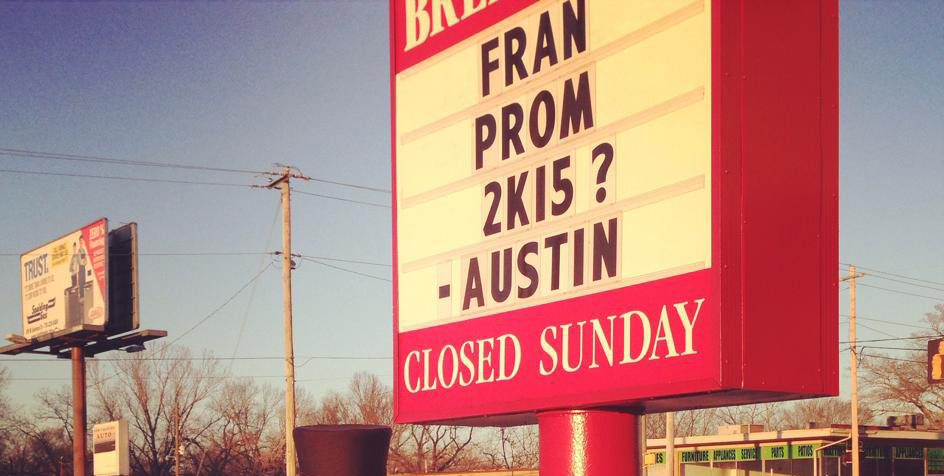 Promposal New Ways Teens Are Asking Each Other To Prom
