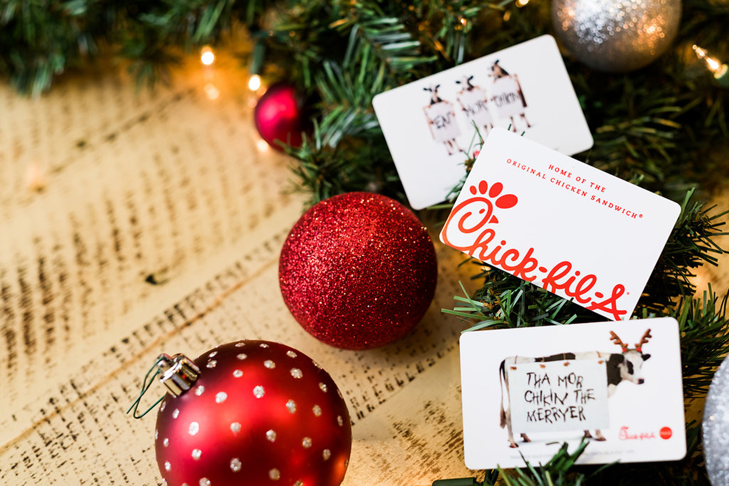 3 Reasons To Give A Chick Fil A Gift Card As A Holiday