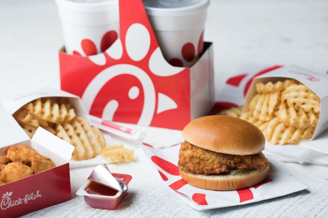 Image result for Chick-fil-A