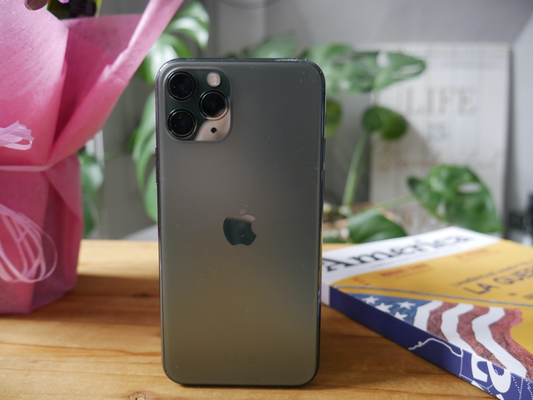 test apple iphone 11 pro notre avis
