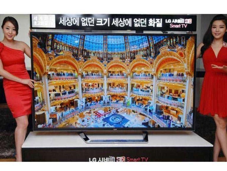 tv 84 pouces 4k lg moins cher que
