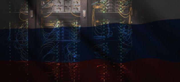La Russie totalement déconnectée d'Internet
