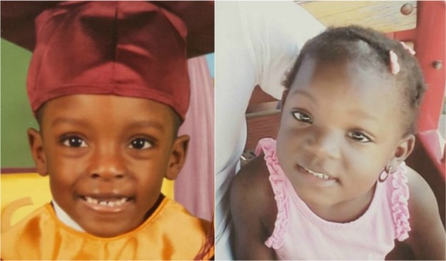 Grandmother under the influence kills two grandkids in crash news rayvon brielle robinson
