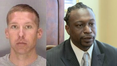Ex officer gets 3 years for shooting an unarmed black man for absolutely noreason