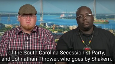 A secessionist and a black nationalist team up afterCharlottesville