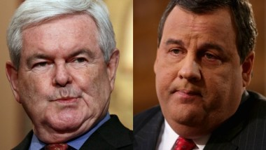 Chris Christie, Bill O'Reilly and Newt Gingrich turn on Trump