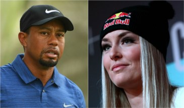 Tiger Woods goes after website for leaking nude photo sent to LindseyVonn