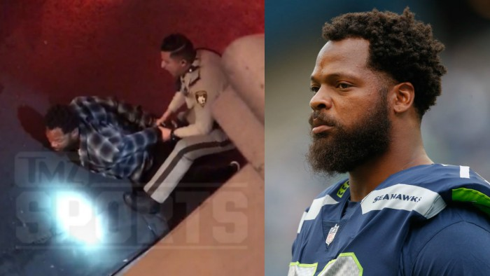 Michael Bennett accuses Las Vegas police of racially motivated violence