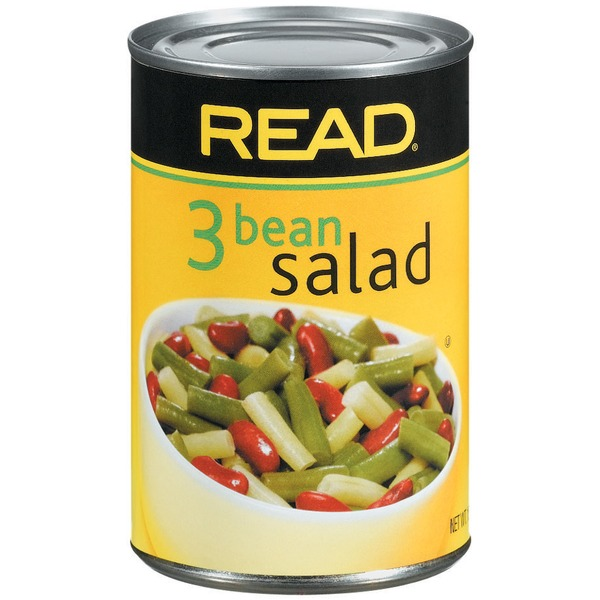 Image result for read bean salad