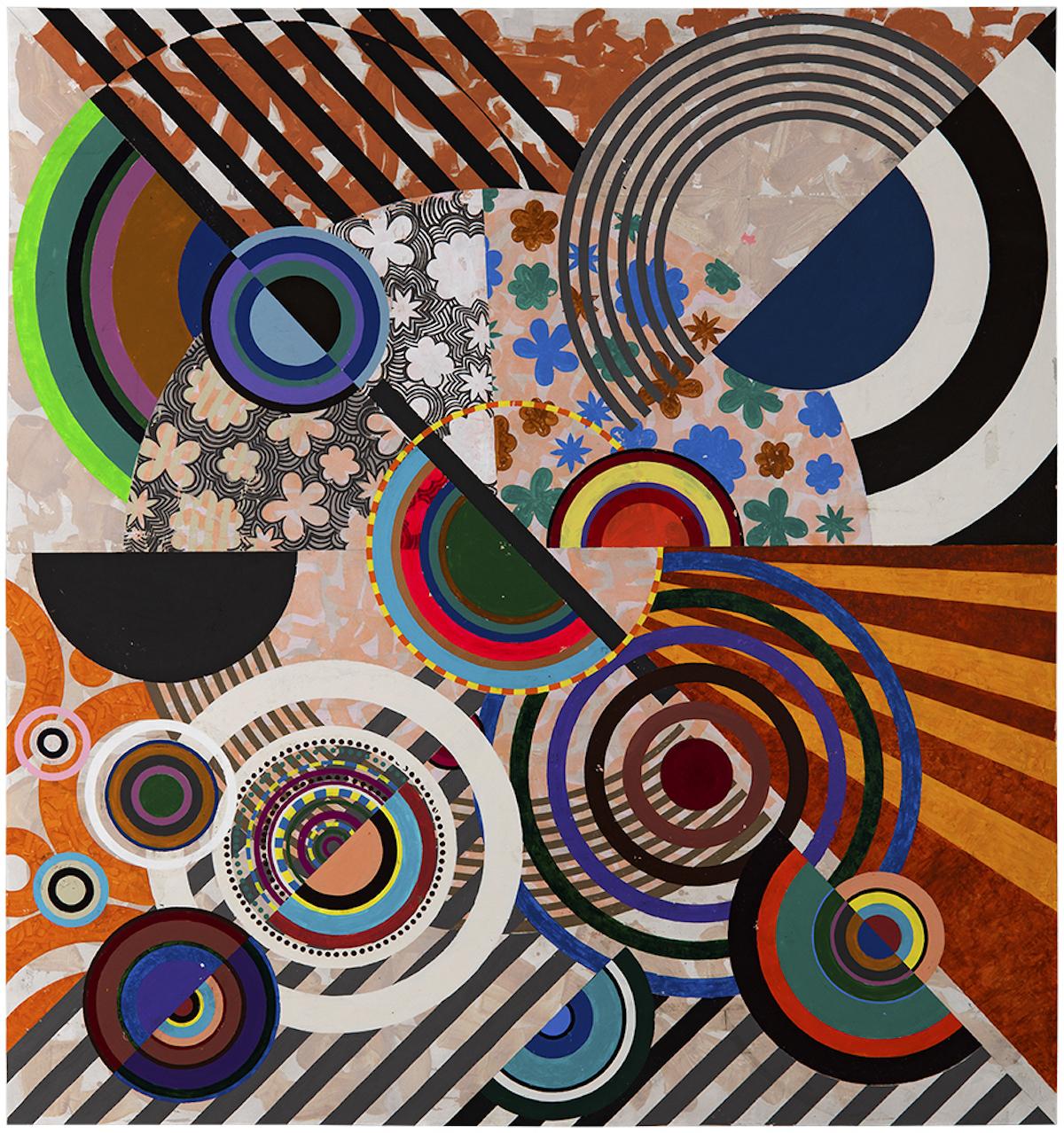 Beatriz Milhazes On Bridget Riley And Mathematical Dreams