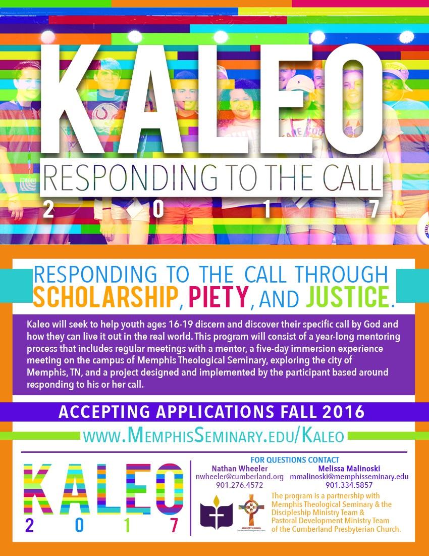 Kaleo Full Page ad