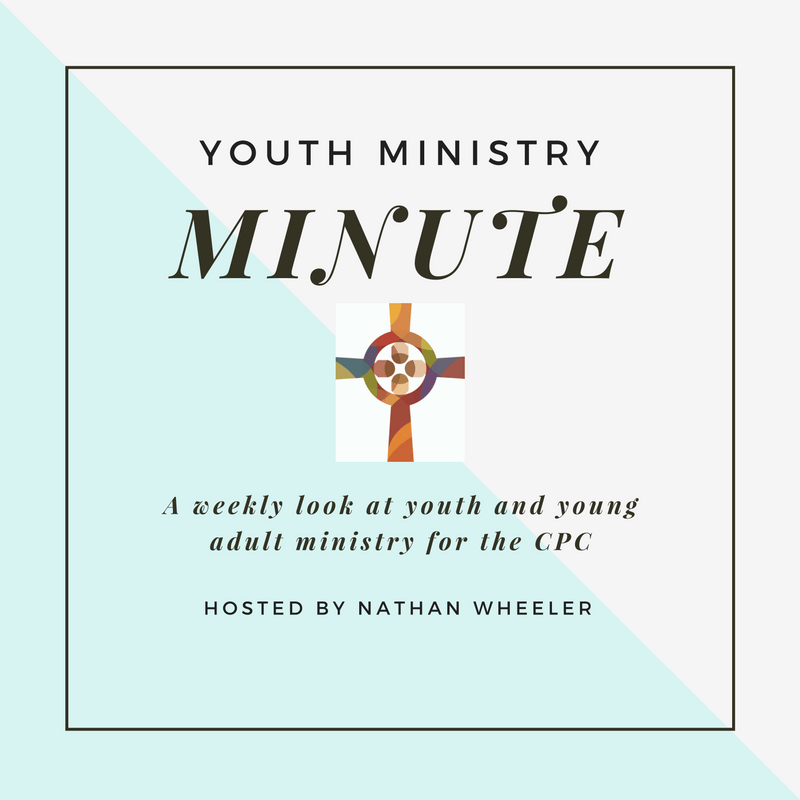 Youth Ministry Minute #3