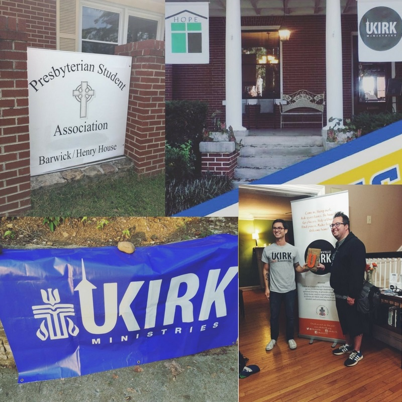 Better Together: UKIRK College Ministry Tour