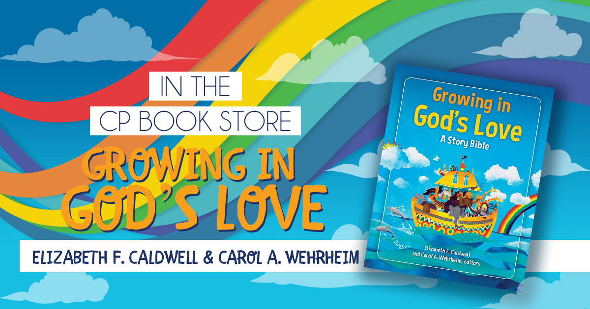 Bible Story Book: Growing In God's Love