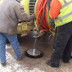 Manhole cleaner 1