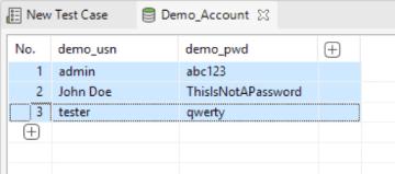 Data file in Katalon