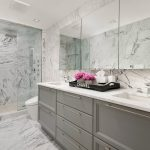 20 Rooms With Bold Marble Walls Chairish Blog