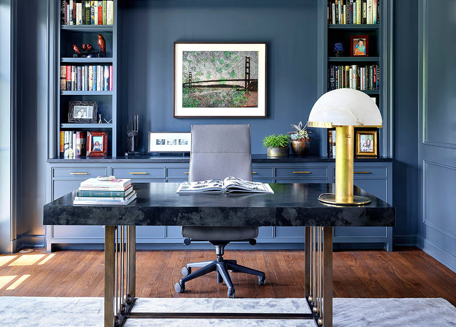 Updated Home Office Decor Ideas Chairish Blog