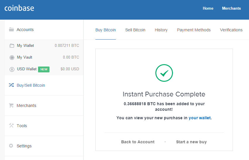 Buy Bitcoin - Coinbase (1)