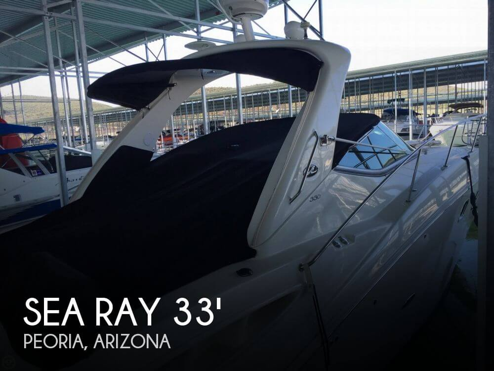 Sea Ray 330 Sundancer For Sale In Peoria AZ For 139950
