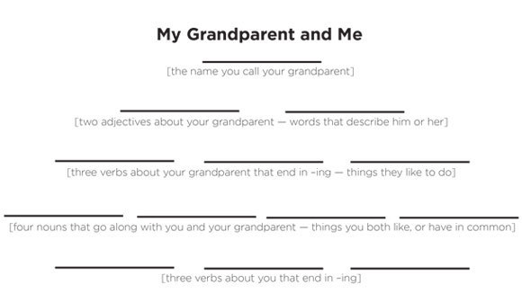 Grandparents Day Crafts Kids Make