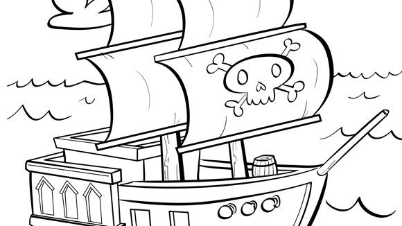 pirate series pirate ship grandparents com