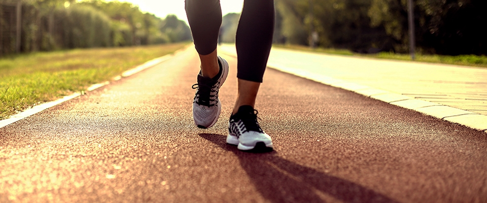 Love to walk? Here are four things you can do to increase the challenge