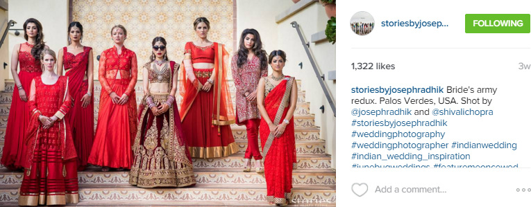 Image result for indian wedding on instagram