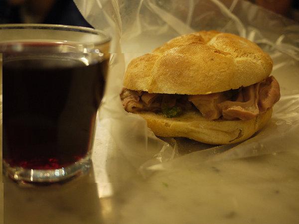 Gastronomia fiorentina, toc toc firenze