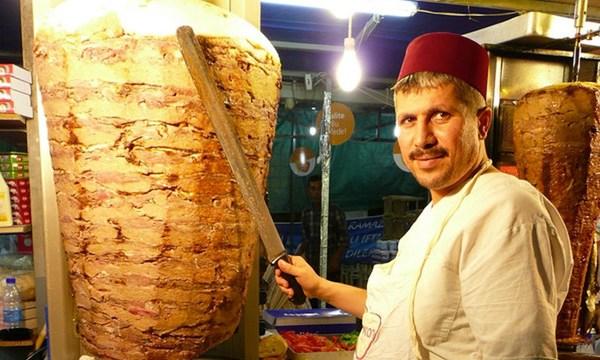 kebab a firenze, toc toc firenze