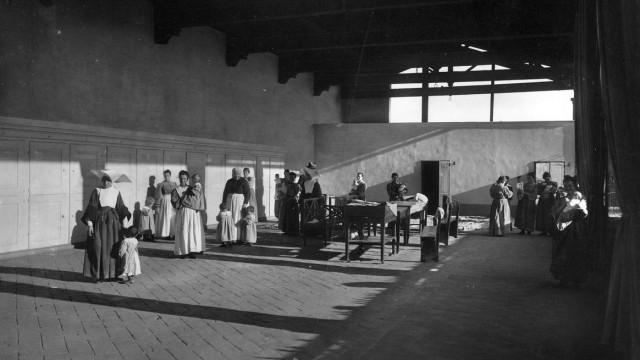 Lo Spedale degl'Innocenti - un viaggio nel passato alla scoperta del primo brefotrofio d'Europa
