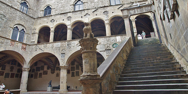 Bargello, toc toc firenze