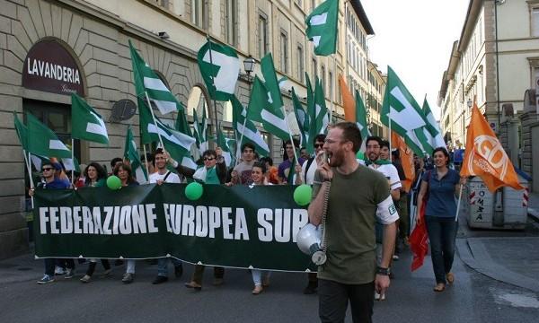 gioventù federalista europea, toc toc firenze