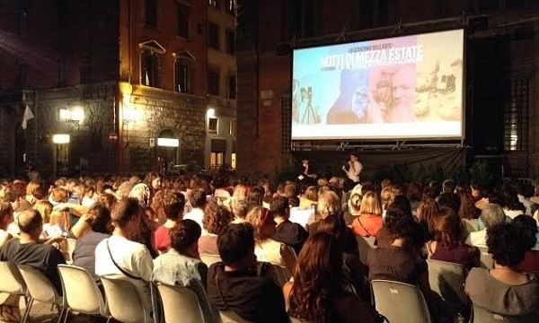 cinema sotto le stelle, toc toc firenze