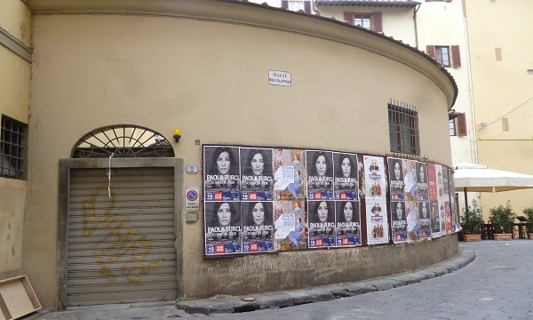 street art, toc toc firenze