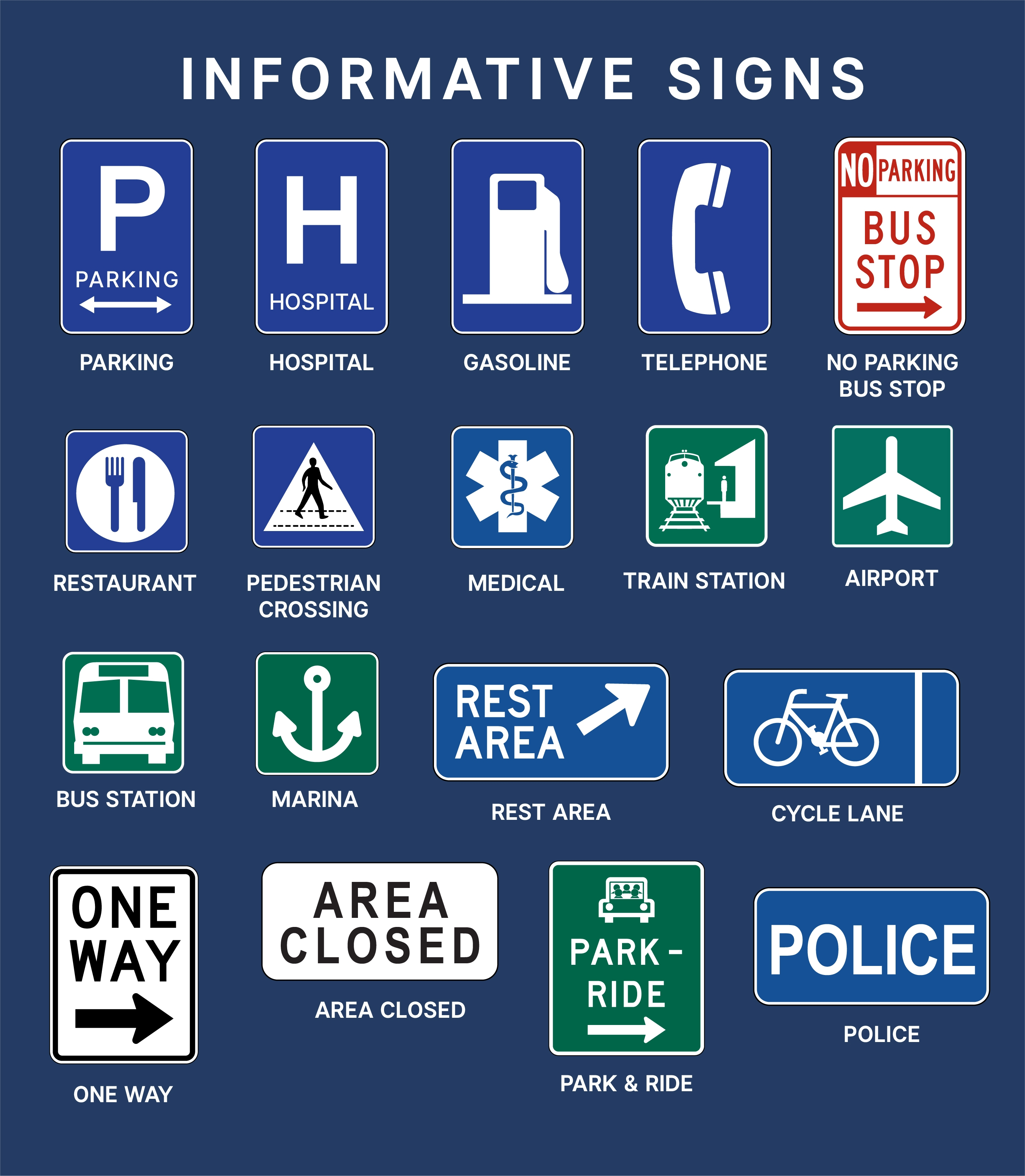 Philippine Road Traffic Signs And Markings A Refresher