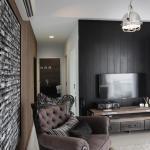 Black Curtains Interior Design Singapore Interior Design Ideas