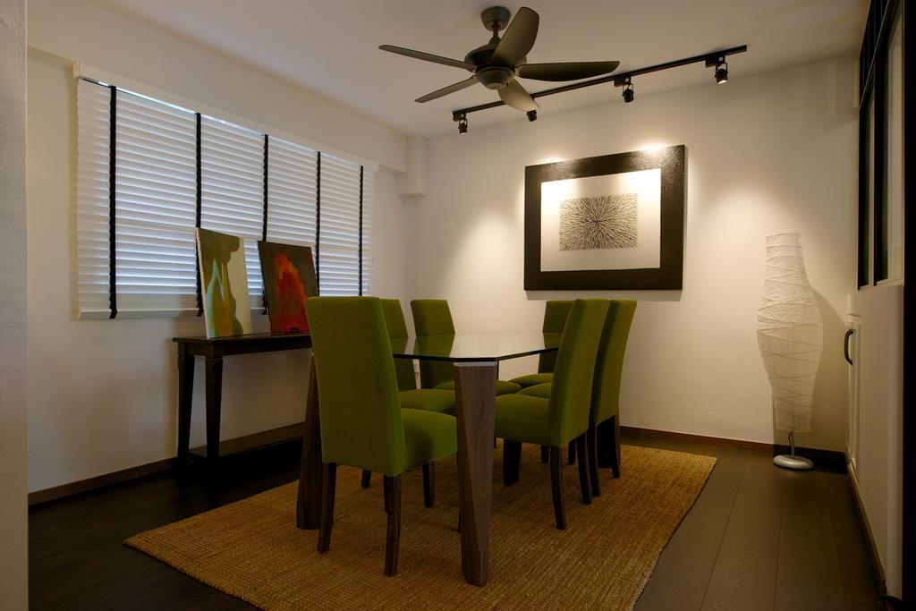 dining room interior design singapore