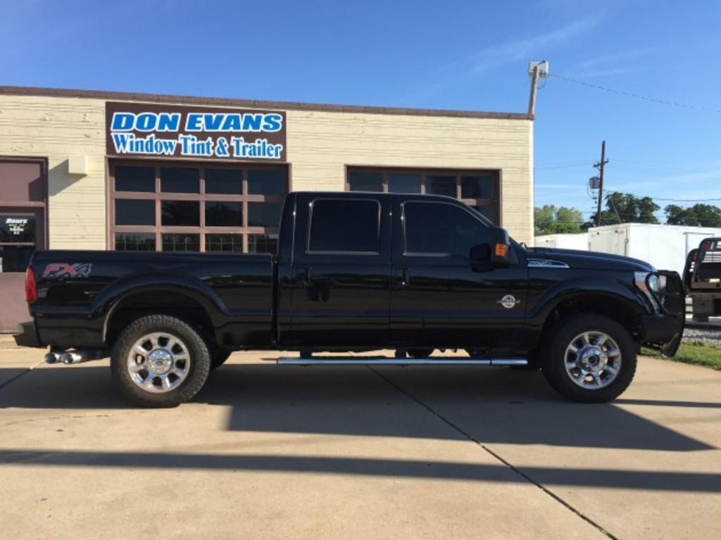 About Don Evans Window Tint Trailers Window Tinting Service In Lawton Ok