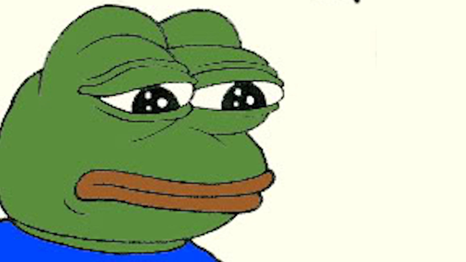 Once Comic Pepe The Frog Has Been Declared A Hate Symbol The
