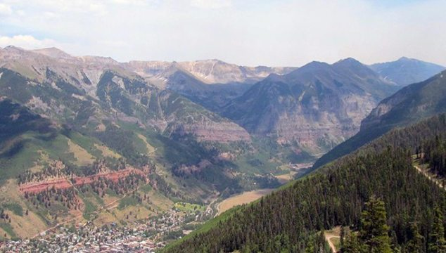 Telluride, CO | Blue Mountain Belle