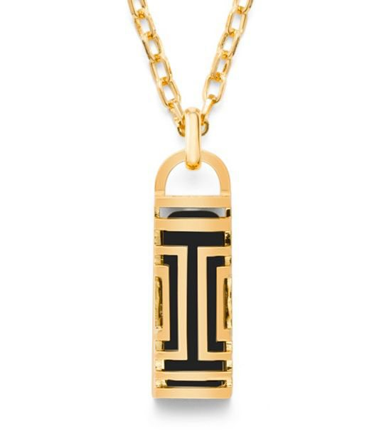 Tory Burch Fitbit Pendant Necklace