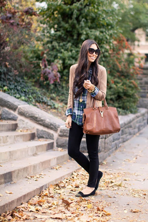 All About Plaid - The best plaid shirts for fall |Blue Mountain Belle