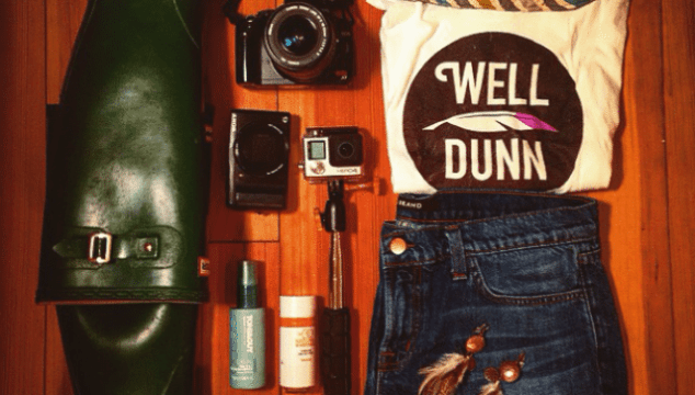 Packing For Bonnaroo | Blue Mountain Belle