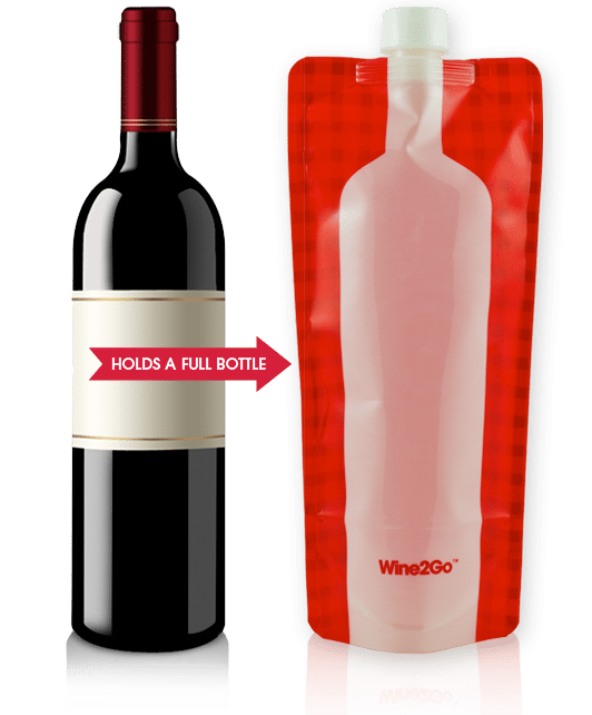 Wine2Go Foldable Wine | Blue Mountain Belle